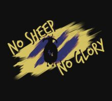 No Sheep, No Glory by Chanalli