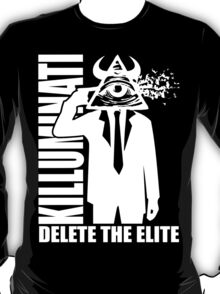 Delete The Elite T-Shirt