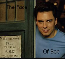 The Face of Boe by katey2005