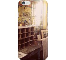 The Vintage Post Office iPhone Case/Skin