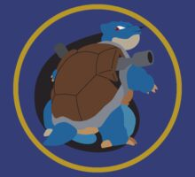 Water Type-Blastoise! by Duckster18