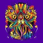 Galactic Cat by candelakis
