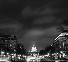 Washington Streets by chrisbellphoto