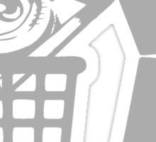 Delete The Elite - Anti New World Order Sticker