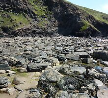 Rocks and Rock Pools by MrGand