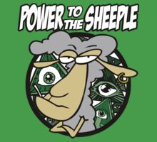 Power To The Sheeple - Anti New World Order by IlluminNation