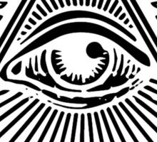 Anti New World Order - Novus Ordo Seclorum Sticker