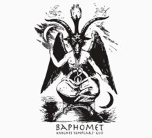 Baphomet - Knights Templar God by IlluminNation