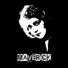 Maverick - Ode to Mary Pickford by Sally McLean