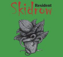 Skid Row black/lg by Darius Ferguson