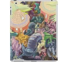 Outwaiting the Stampede iPad Case/Skin