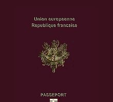 French Passport  by Nornberg77