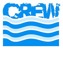 Crew water waves logo by Style-O-Mat