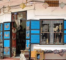 Antiques Shop © by Ethna Gillespie