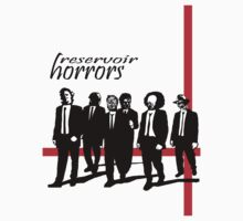 Reservoir Horrors by Roberto A Camacho