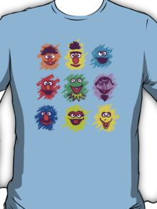 Every colors on Sesame T-Shirt