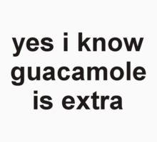 Guacamole by Tanner Muro