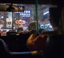 Hong Kong by night by Cvail73