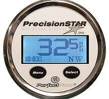 3.5 inch White/Stainless Steel Bezel by precisionstar