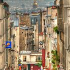 Parisian Street by MaluC