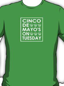 Cinco de mayo Ween T-Shirt