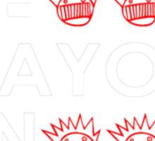 Cinco de mayo 2 ween Sticker