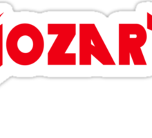 Mozart Metallica Sticker