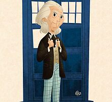 First Doctor by Erich Owen