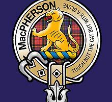 MacPherson Clan Crest by eyemac24