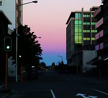 The Christchurch Dusk  by PictureNZ