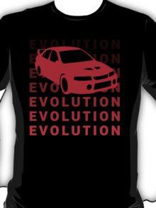 Mitsubishi Evo JDM Car Shirt T-Shirt