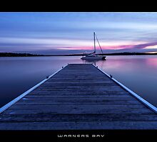 Lake Macquarie - Warners Bay by David Lam
