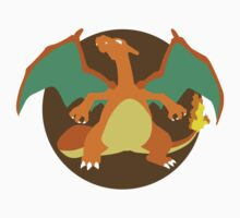 Charizard - Basic by Missajrolls