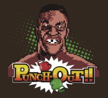 Mike Tyson Punch Out by SkunkApe