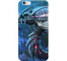 Underwater creature_second version iPhone Case/Skin