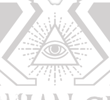Bohemian Grove - Secret Society Sticker