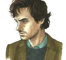 Will Graham by hippano