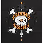 SKULLS AND BONES by snevi
