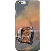 Gas station 5 iPhone Case/Skin