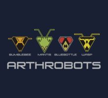 Arthrobots by AdTheBad