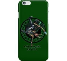 Break Bad (Dance of Mischief) iPhone Case/Skin