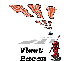 Protoss Fleet Bacon eer.. Beacon by LarrysArt