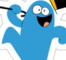 Bloo Sticker