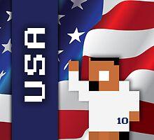 World Cup 2014 - USA by pixsoccer