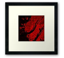 Condemnation Framed Print