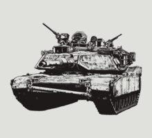 M1 Abrams by deathdagger