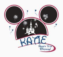 Custom sticker Katie by sweetsisters
