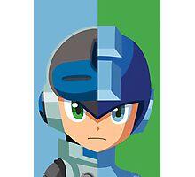 Mega Man - Mighty No 9 Poster! Photographic Print