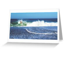 The Surf Greeting Card