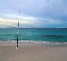 Gone Fishing by Smid
